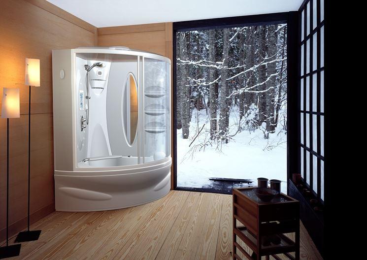 Perfect excellent box doccia with vasca e doccia combinate - Soluzioni vasca doccia ...